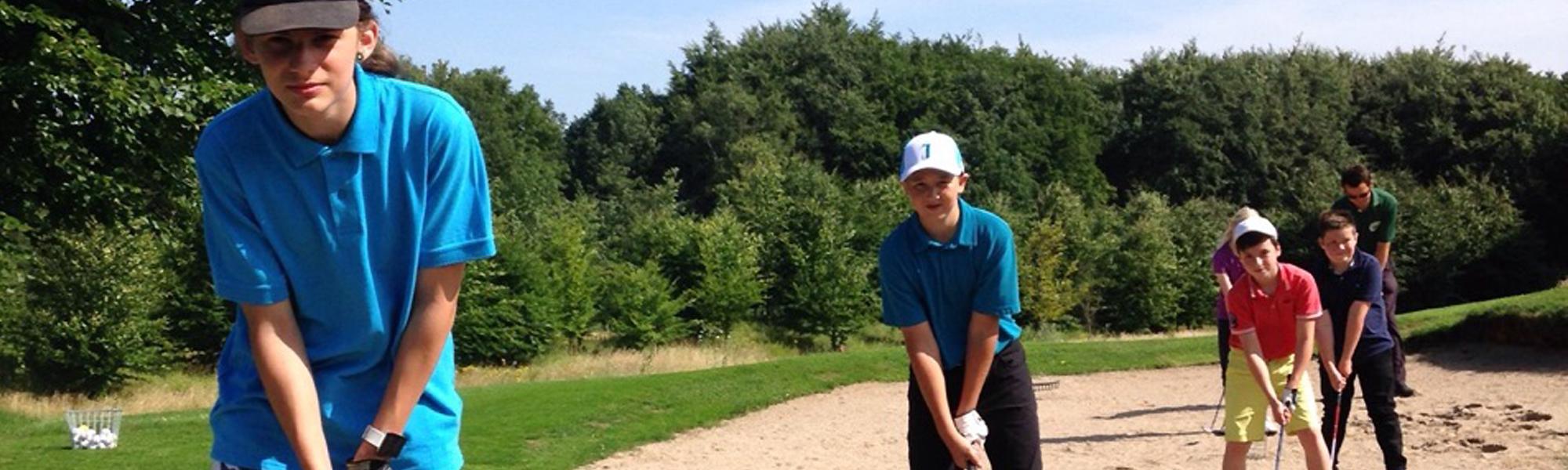 Jugend Golfclub Werl