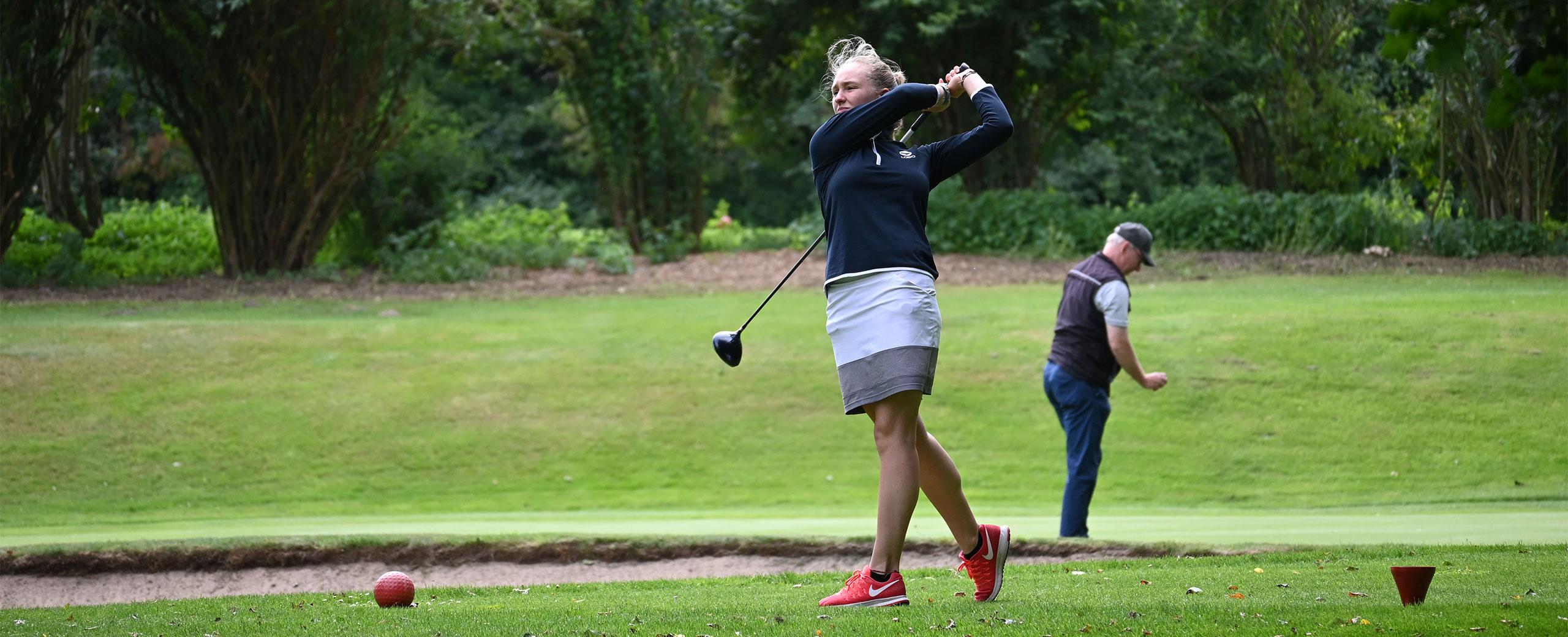 Gastspieler sind im Golf Club Werl herzlich willkommen.
