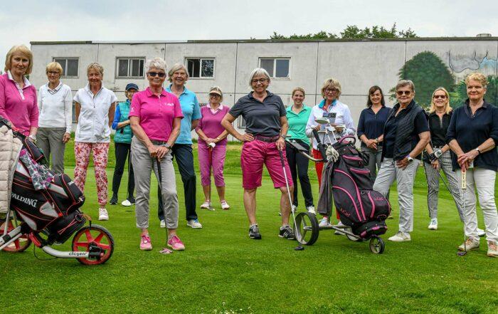 Angolfen 2021 – Damennachmittag beim Golf Club Werl
